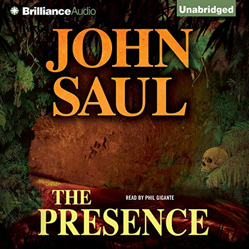 The Presence cover art