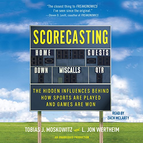 Scorecasting cover art