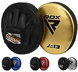RDX Handpratzen Kinder Kampfsport Boxen Pads MMA Boxpads Schlagpolster Junior Kickboxen Pratzen Muay Thai Training Schlagkissen (MEHRWEG)