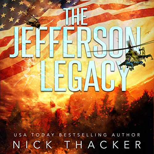The Jefferson Legacy Audiobook By Nick Thacker cover art