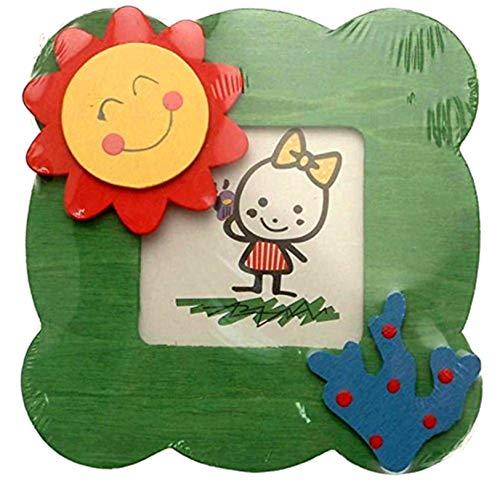 Cadre photo Motif soleil pour enfant