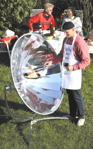Sun and Ice Premium 11 Solarkocher - 2
