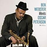 Ben Webster Meets Oscar Peterson + 1 Bonus Track (Photo Cover By Jean-Pierre Leloir)