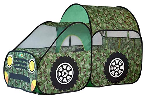 Pop Up Kids Play Tent Indoor And Outdoor Easy Folding Childrens Camouflage Army Toy Tent Storage House Boys And Girls Gifts Gaming Toys