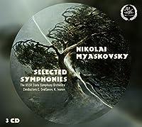 Nikolai Myaskovsky: Selected Symphonies by USSR State Symphony Orchestra