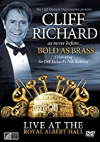 Cliff Richard - Bold as Brass [Import anglais]