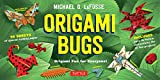 Origami Bugs Kit: Origami Fun for Everyone!: Kit with 2 Origami Books, 20 Fun Projects and 98 Origami Papers: Great for Both Kids and Adults