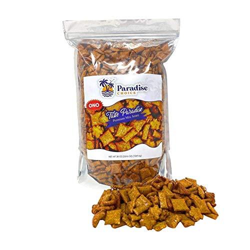 Premium Mix Arare Japanese Rice Crackers - Asian Hawaiian...