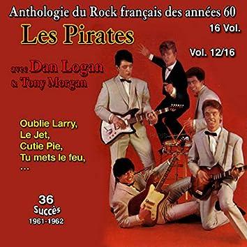 Anthologie des groupes de rock français des années 1960 - 16 Vol. - Vol. 12 / 16 ((36 Succès 1961-1962))