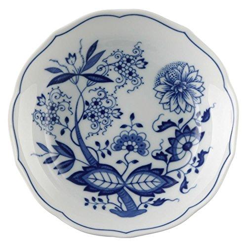 Hutschenreuther 02001-720002-14741 Zwiebelmuster Kaffee-Untertasse, 14 cm ohne Spiegel, blau