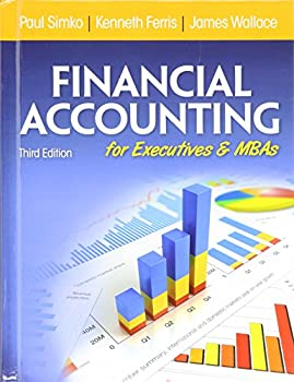 Financial Accounting for Executives & MBAs 1618530461 Book Cover