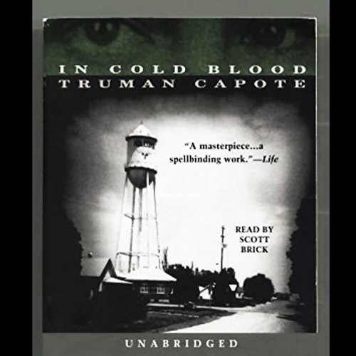In Cold Blood audiobook cover art