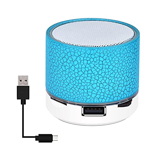 Tragbarer Bluetooth Lautsprecher, Bluetooth Lautsprecher, Subwoofer, Mobiler...