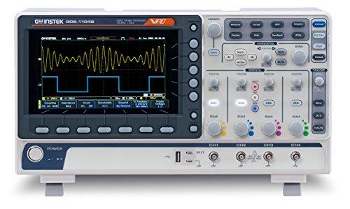 GW Instek GDS-1054B Oscilloscopio Digitale 50 MHz 1 Gsa/s 10 Mpts 8 bit
