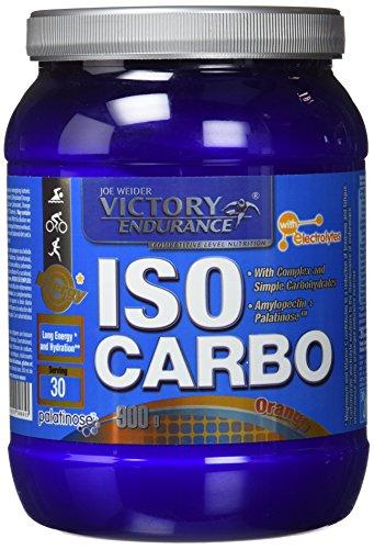 Victory Endurance Iso Carbo Sabor Naranja. Retrasa la fatiga y mejora