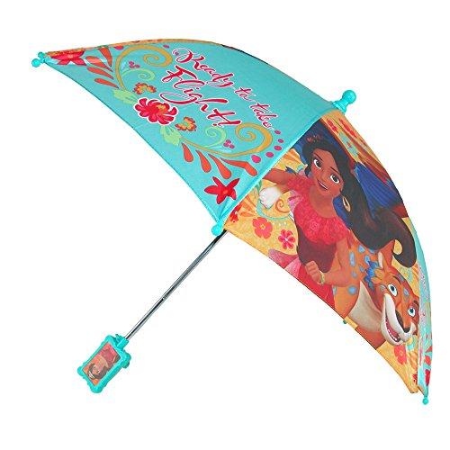Disney Elena of Avalor and Skylar Umbrella - Semi Relief Handle