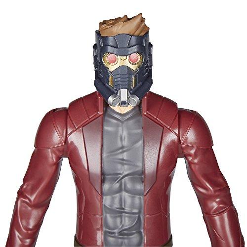 Figurine de Star-Lord de la Série Titan Hero - 2
