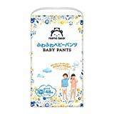 【パンツ ビッグサイズ】Mama Bear (ママベアー) ふわふわベビーパンツ  (12~17kg) 48枚  [Amazonブランド]