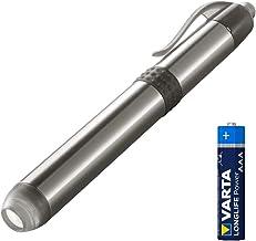 Varta 16611 LED Pen Light witte 5mm LED (ideaal voor gebruik in het ziekenhuis, verzorgingshuis, medische praktijk inclusi...