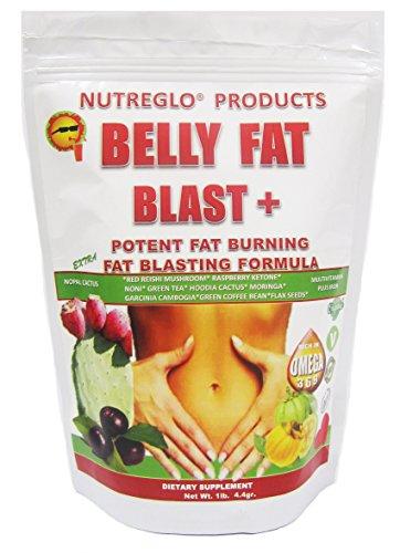 Belly Fat Blast 1lb (NEW) by Nutreglo
