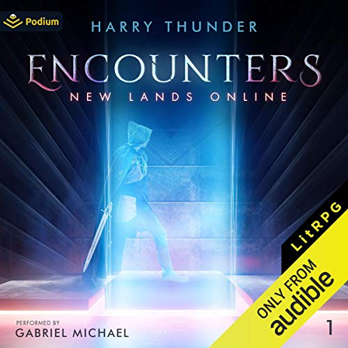 Encounters Audiobook By Harry Thunder cover art