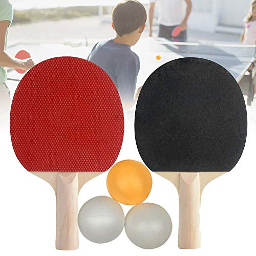 Why Should You Buy Table Tennis Set Bats Balls 3 Balls 2 Rackets, for Playground, Sports Equipment, ...