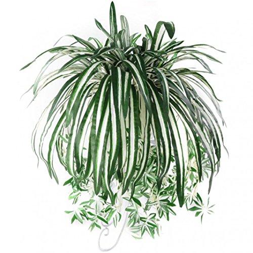 Bluelans Kunstpflanze für Haus und Hotel., plastik, grün, 65cm/25.59