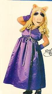 Vogue Craft Patterns 8475 Children's Miss Piggy Costume and Mask, Small-Medium-Large