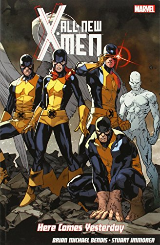 All-New X-Men: Here Comes Yesterday-