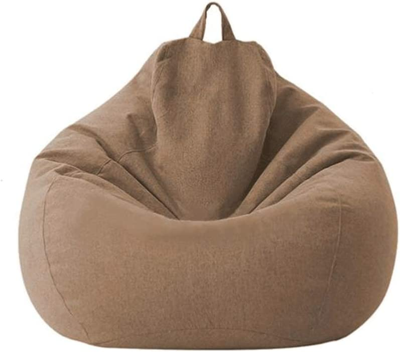 JYQ-SZRQ Bean Bag Chair Sofa Price reduction Cover Lazy High Super Special SALE held Filler No Lounger