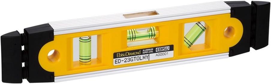 EBISU G-Torpedo New mail order Level Price reduction Yellow Japan Import ED-23GTOLMY