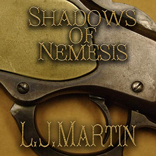 Shadows of Nemesis audiobook cover art
