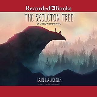 The Skeleton Tree audiobook cover art