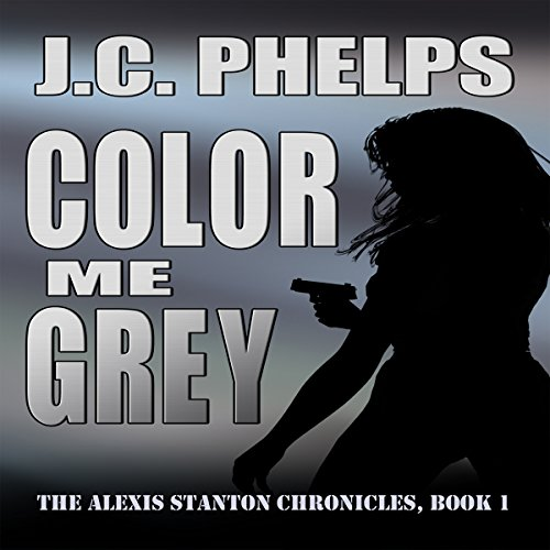 Color Me Grey cover art