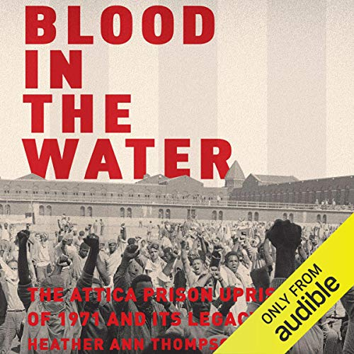 Blood in the Water Titelbild