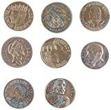 Shire Post Mint Set of Eight Houses, Half-Dragons
