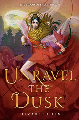 Amazon.com: Unravel the Dusk (The Blood of Stars Book 2) eBook ...