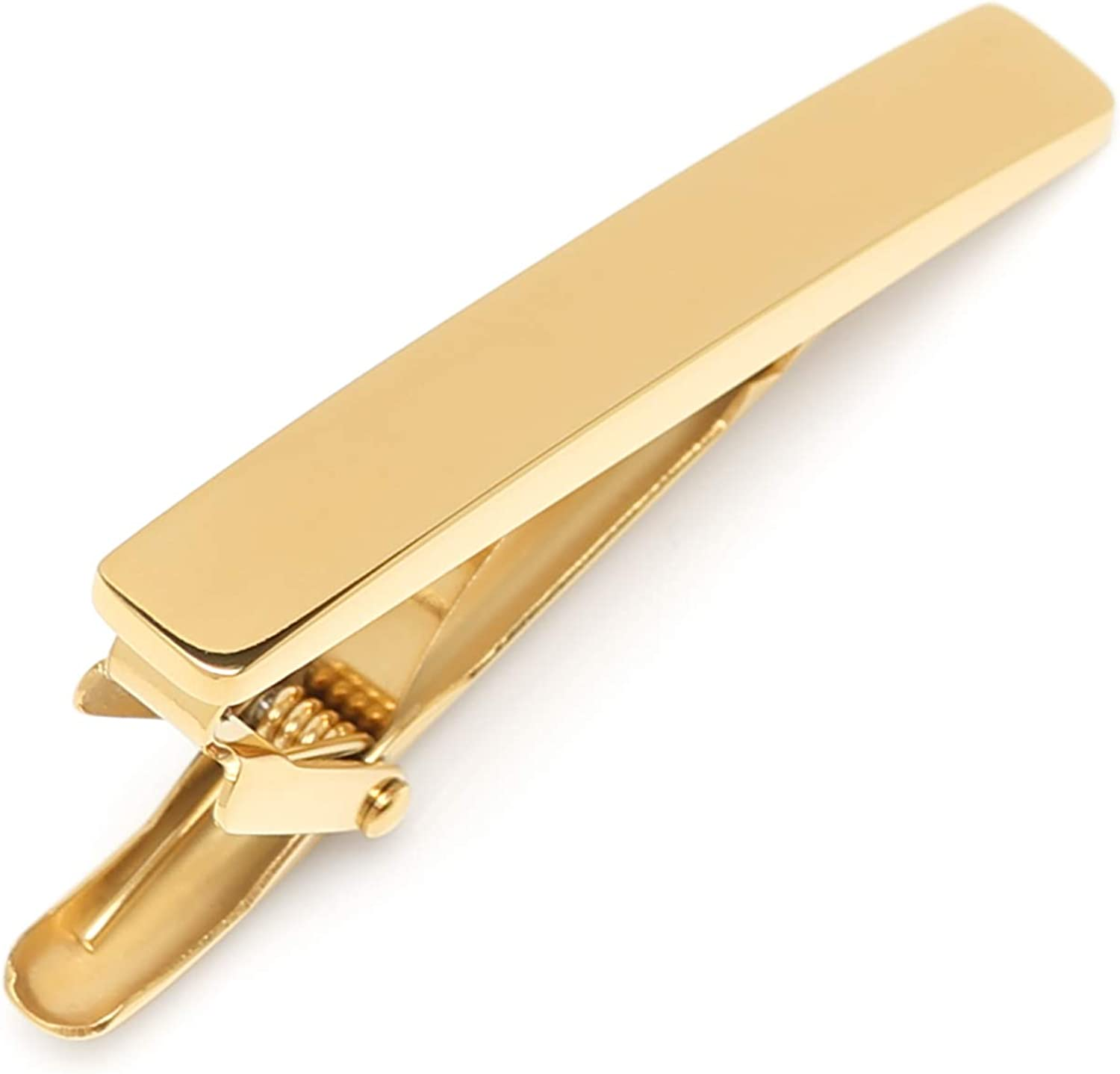 Gold Stainless Tie Clip