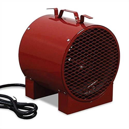 Learn More About Tpi Fan-Forced Portable Heater - 208/240V, 1 Ph