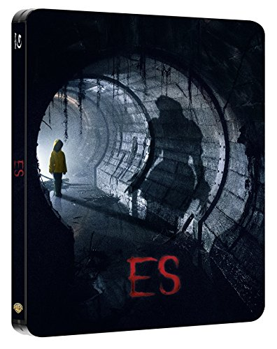 IT - ES (2017) Exklusiv Limited Steelbook Edition (Deutsch Uncut inkl.Ultraviolet Digital) - Blu-ray