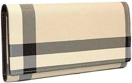 Luxury Wallets for Women Triflod Purse (Bege)