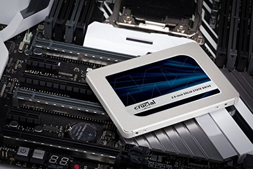 Disque Dur SSD interne Crucial MX500 1 To - 4