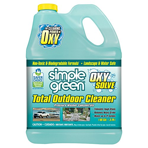 Best Patio Cleaner Chemical