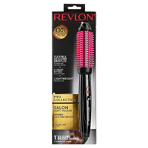 best curling iron with a brush