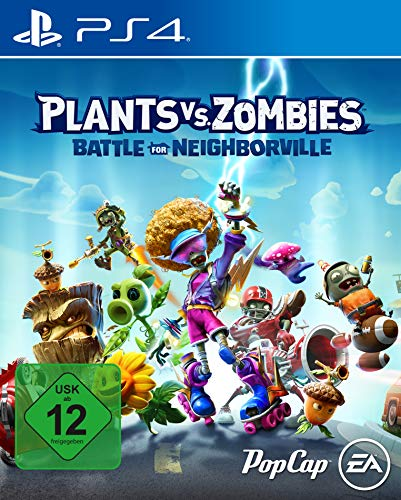 Plants vs Zombies Battle for Neighborville - [Playstation 4]