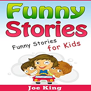 Funny Stories cover art