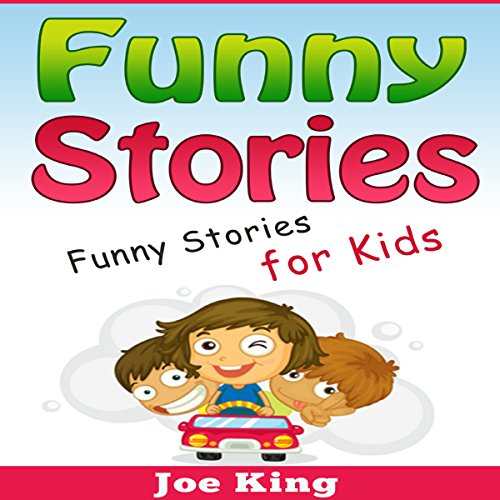 Funny Stories audiobook cover art