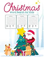 Christmas Word Search For Kids: Puzzle Book - Holiday Fun For Adults and Kids - Activities Crafts - Games