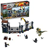 LEGO Jurassic World Angriff du Dilophosaure 75931
