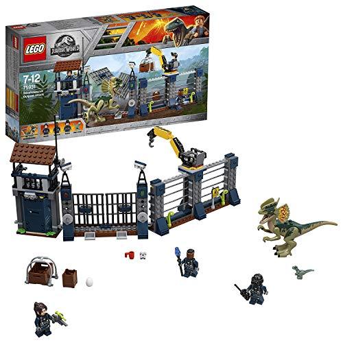 LEGO 75931 Jurassic World Angriff des Dilophosaurus (Vom Hersteller nicht mehr verkauft)